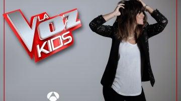 Vanesa Martín, coach de 'La Voz Kids'
