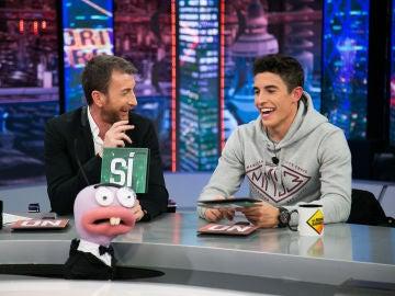 VÍDEO: ¿Dejaría ganar Marc Márquez a su hermano el mundial de Moto GP?