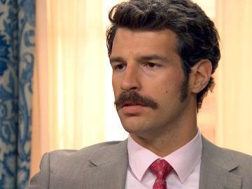 """Carlos, desconfía de Natalia: """"Averigua todo lo que puedas sobre Natalia Medina"""""""
