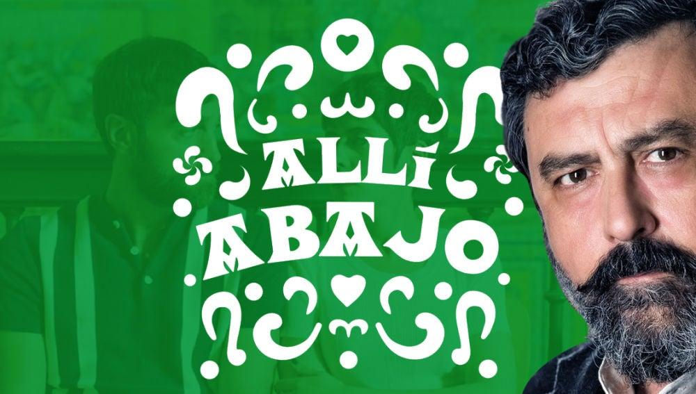 Paco Tous se incorpora a la quinta temporada de 'Allí Abajo'