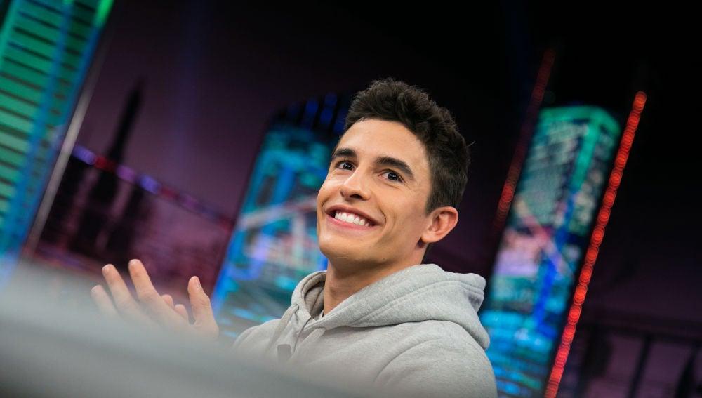 """Los 'trucos' de Marc Márquez para tomar la primera curva: """"No arriesgamos al 100%"""""""