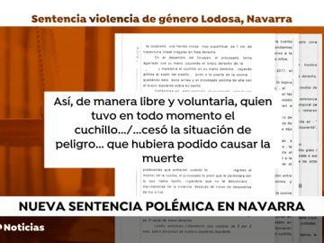 Sentencia en Navarra