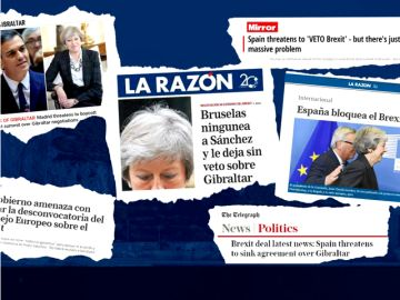 Españoles y británicos que ya sufren el Brexit
