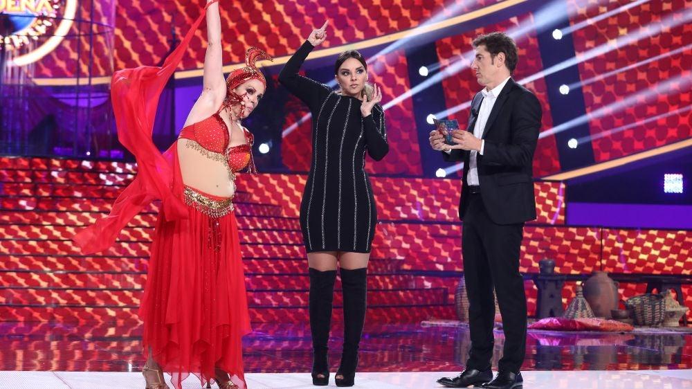 Los 'piques' entre Chenoa y Anabel Alonso en el gran concurso sobre Chenoa