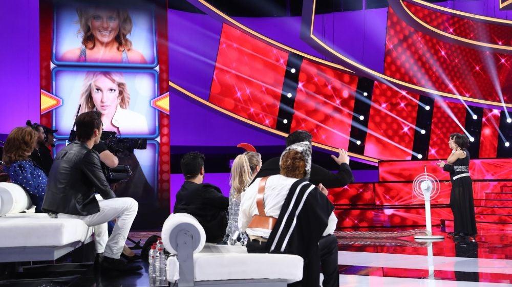 Britney Spears, Mazinger Z y Lana del Rey, entre las actuaciones de la décima gala de 'Tu cara me suena'