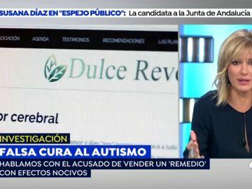 Un curandero asegura curar el autismo con lejía.