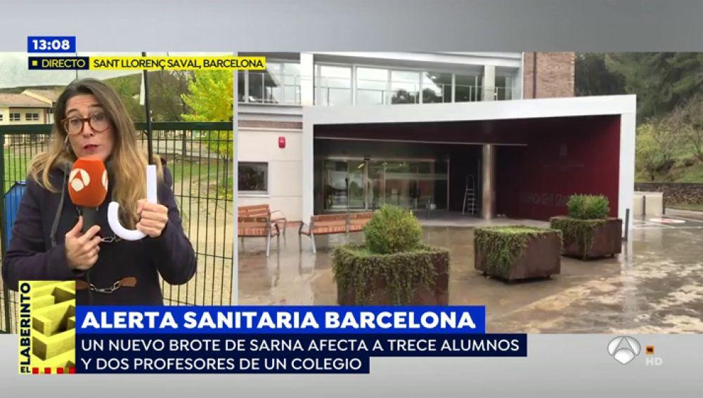 Un nuevo brote de sarna en Barcelona afecta a 13 niños: el familiar de alguno de ellos se lo contagió