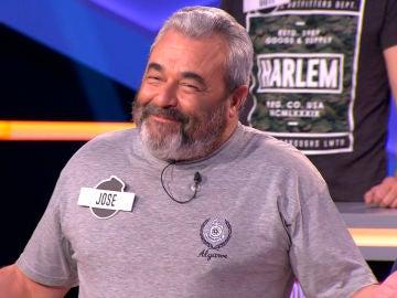 José, del equipo de 'Los Lobos', se convierte en el presentador de '¡Boom!'