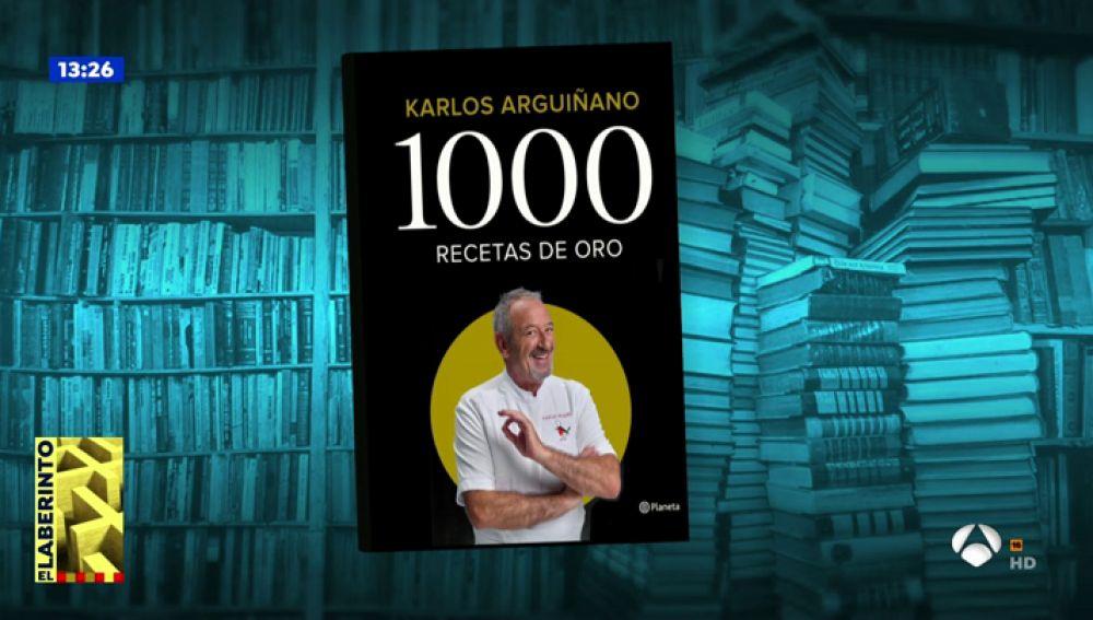 'Espejo Público' recomienda 'Historia mundial de España' y '1000 recetas de oro'
