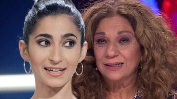Lolita se pronuncia sobre el despiste viral de Alba Flores en un evento