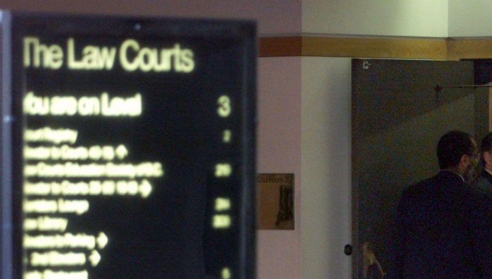 Juzgado de Reino Unido