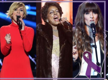 Día Mundial contra la Violencia de Género: Las emocionantes actuaciones en homenaje a la mujer de 'Tu cara me suena'