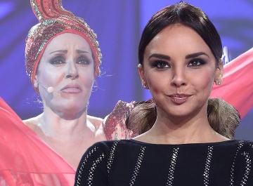 Chenoa, alucinada tras ser imitada por una irreconocible Anabel Alonso
