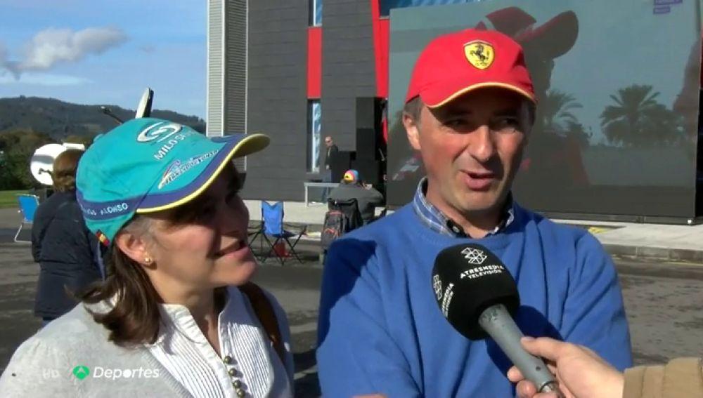 """Los fans de Fernando Alonso lo tienen claro: """"Está a la altura de Ayrton Senna y es mejor que Michael Schumacher"""""""
