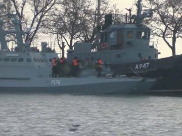 Ejército de Ucrania en alerta  tras el conflicto naval con Rusia