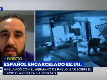 """Pablo Ibar vuelve a ser juzgado tras pasar 16 años en el corredor de la muerte: """"Es una nueva oportunidad en la que se juega literalmente la vida"""""""