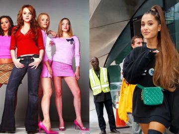 Ariana Grande se convierte en una de las 'Chicas Mala'