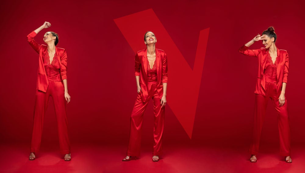 Eva González, todo al rojo con 'La Voz'