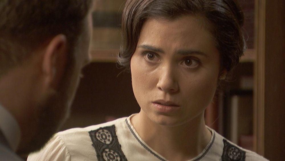 """Fernando, a María: """"Lo único que quiero es..."""""""