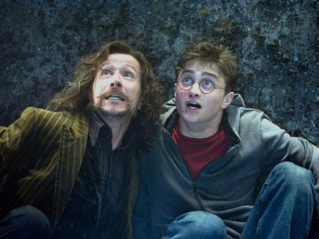 Harry Potter y Sirius Black
