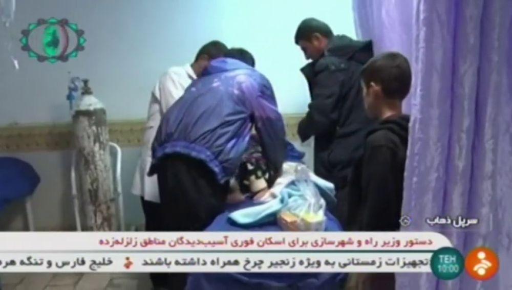 Más de 700 heridos por un terremoto de magnitud 6,4 entre Irán e Irak