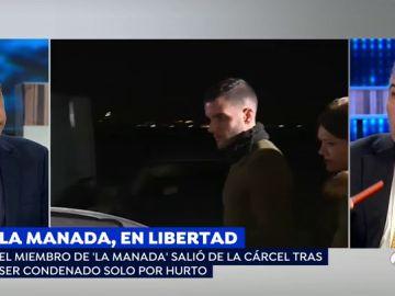 Ángel Boza pedirá una indemnización al Estado.
