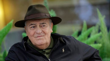 El cineasta Bernardo Bertolucci
