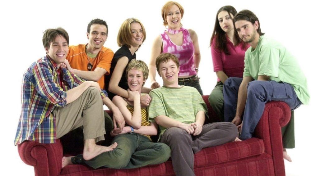 'Compañeros', la serie