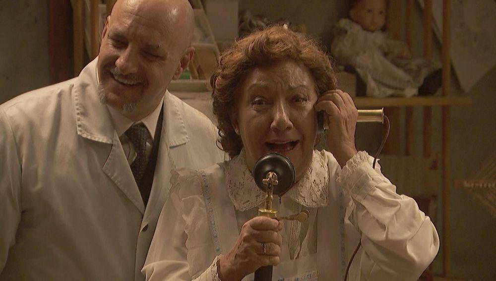 Una buena noticia llena de alegría El Colmado de Dolores