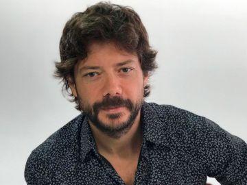 Álvaro Morte, protagonista de 'La casa de papel'