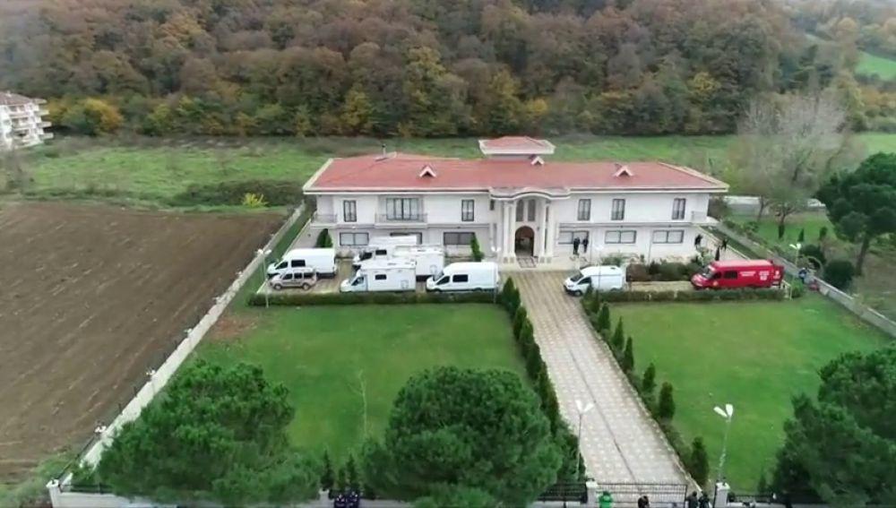La policía turca registra dos fincas en busca del cuerpo de Jamal Khashoggi