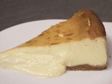 La fantástica tarta de queso de La Maruca.