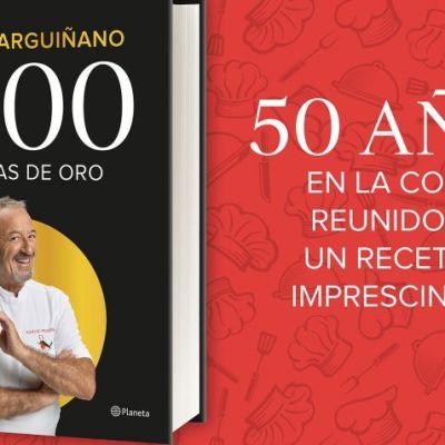1000 Recetas de oro ¡el nuevo libro de Karlos Arguiñano ya a la venta! (ed. Planeta)