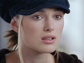 Keira Knightley en 'Love Actually'