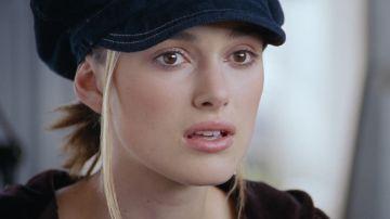 Keira Knightley en 'Love Actually'