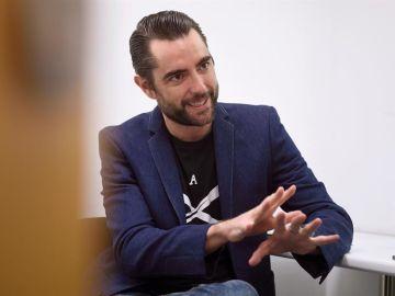 El presentador y humorista Dani Mateo