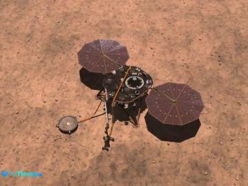 La nave de la NASA Insight se enfrenta a su misión más importante
