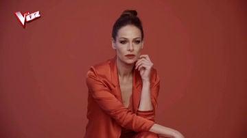 Eva González nos muestra cómo ha vivido la sesión de fotos de 'La Voz'