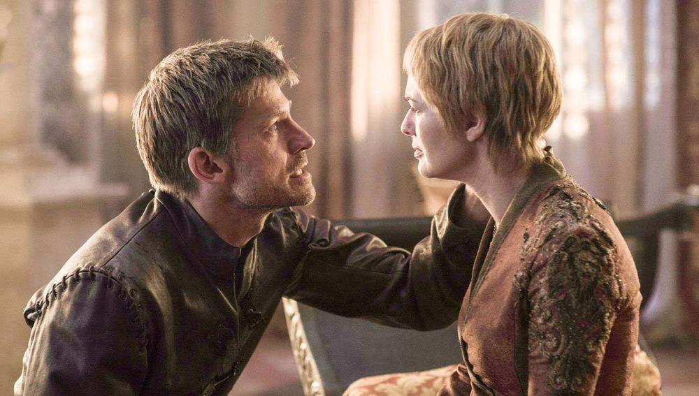 Jaime y Cersei Lannister en 'Juego de Tronos'
