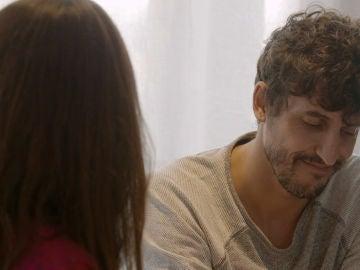 """Rubén: """"Siempre estaba pendiente de ella"""""""