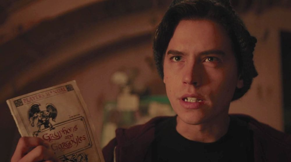 Cole Sprouse en 'Riverdale'
