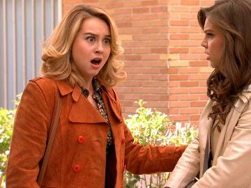 Luisita, cree haber descubierto el secreto de Amelia