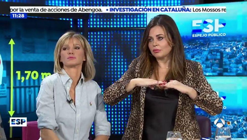 """Teresa Bueyes niega que el 'rey del cachopo' tenga un cómplice: """"Las tres personas con las que iba ya han declarado"""""""