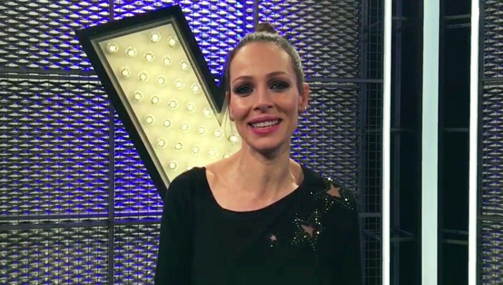 "Eva González sobre el equipo de coaches de 'La Voz Kids': ""Son maravillosos"""