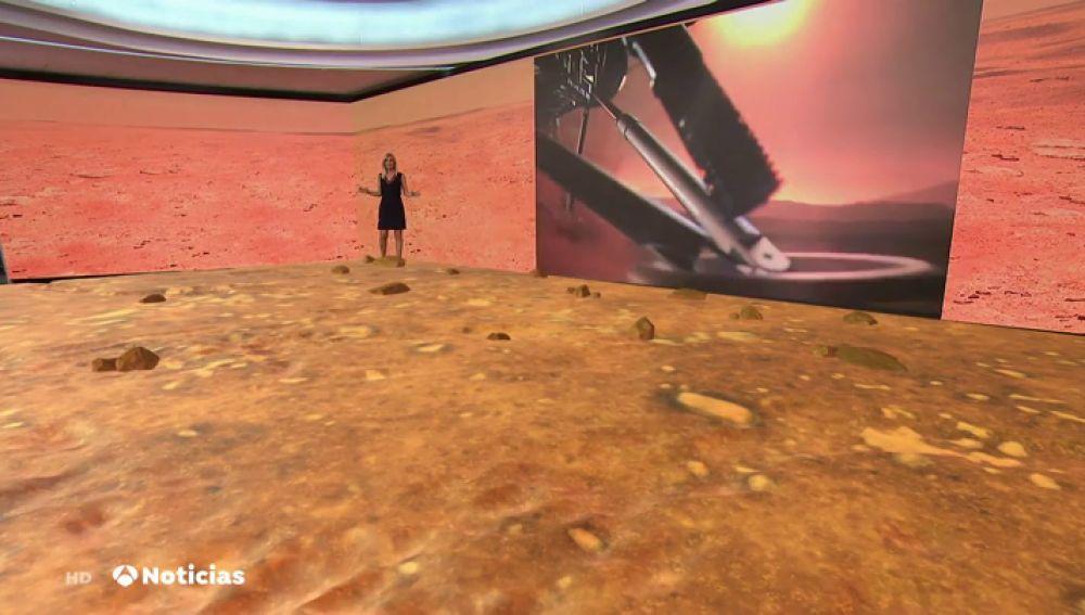 Realidad aumentada en Antena 3