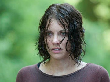 Lauren Cohan, Maggie en 'The Walking Dead'