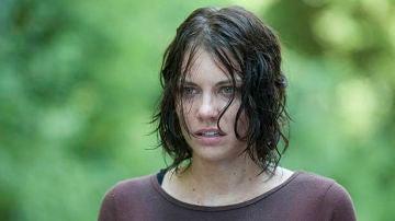 Lauren Cohan, Maggie en 'The Walking Dead'