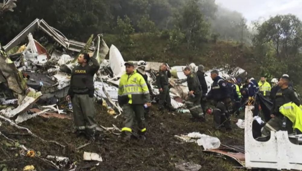 Se cumplen dos años de la tragedia aérea del Chapecoense