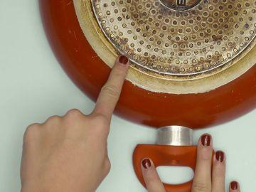 Trucos para limpiar las sartenes