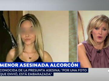 La presunta asesina de Alcorcón podría estar embarazada.